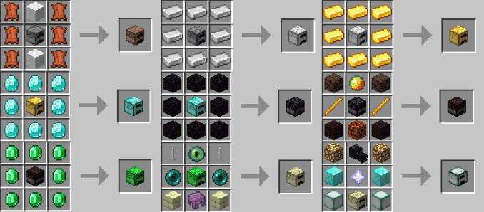Fabric Furnace mod for minecraft 21