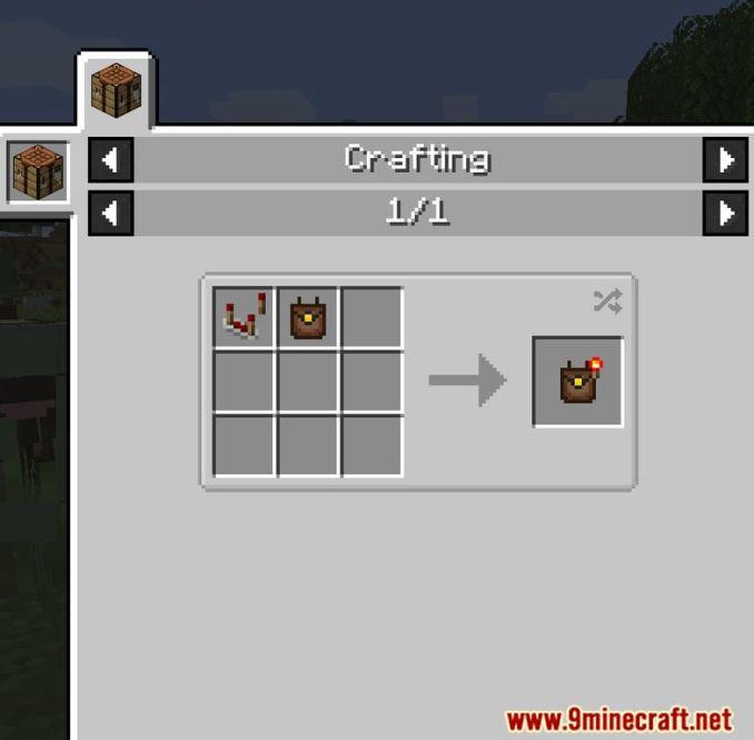 Food Pouches Mod Screenshots 13