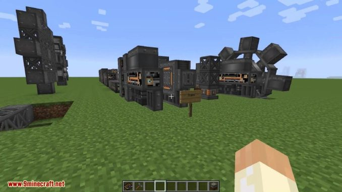 Immersive Engineering Mod Screenshots 30