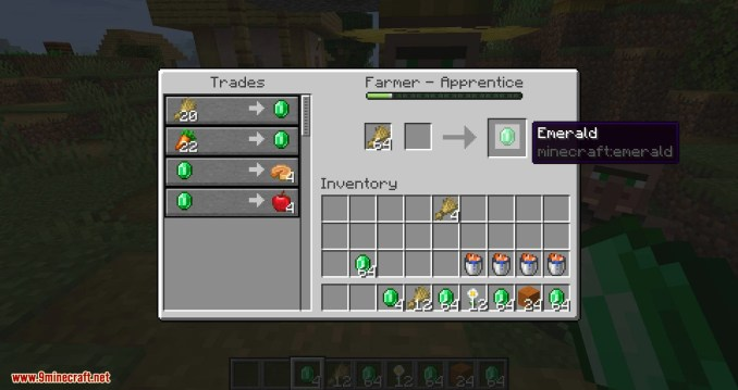 Infinite Trading mod for minecraft 05