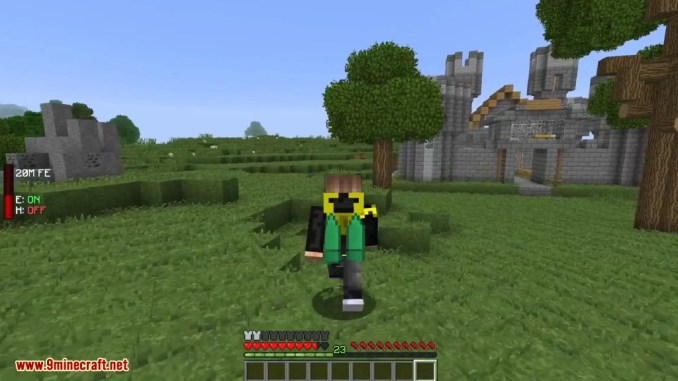 Iron Jetpacks Mod Screenshots 6