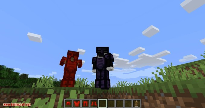 MoreVanillaArmor mod for minecraft 09
