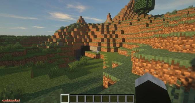 Optifabric mod for minecraft 05