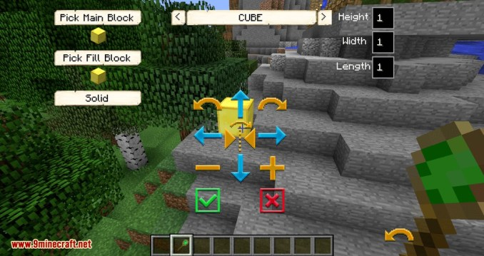 Structurize mod for minecraft 12