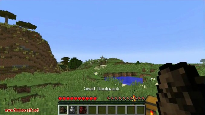 Useful Backpacks Mod Screenshots 5