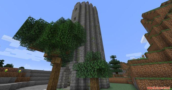 Dungeons Plus Mod Screenshots 1