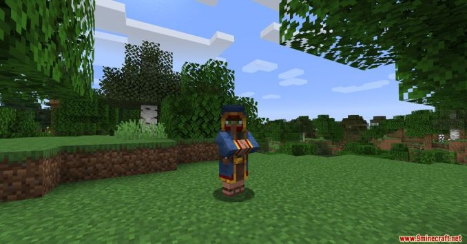 Identity Mod Screenshots 9