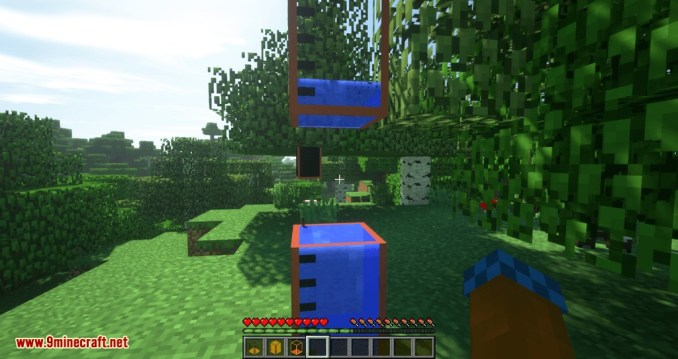 Large Fluid Tank mod for minecraft 03