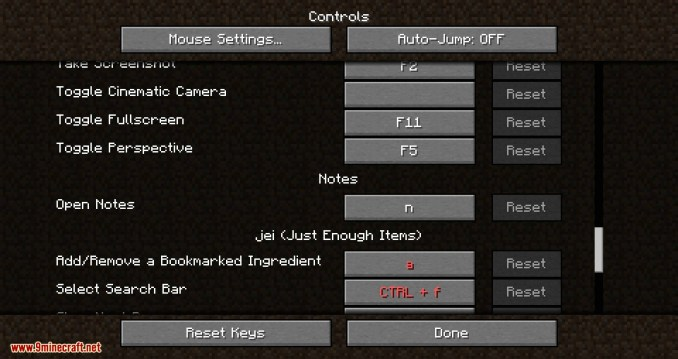 Notes mod for minecraft 01