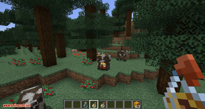 Potion of Bees mod for minecraft 11