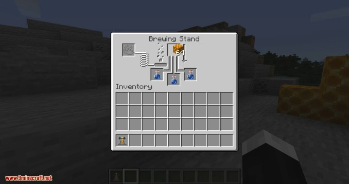 Potion of Bees mod for minecraft 03