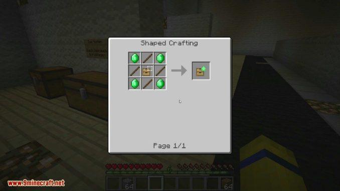 Storage Drawers Mod Crafting Recipes 4