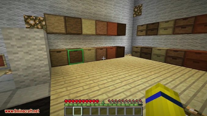Storage Drawers Mod Screenshots 1