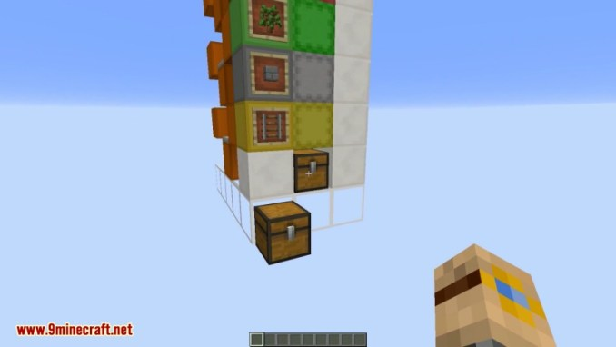 Advanced Shulkerboxes Mod 6