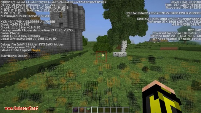 Advanced XRay Mod Screenshots 18