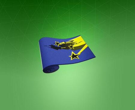 Fortnite Half-Tone Hero Wrap - All New Fortnite Leaked Skins & Cosmetics List (v14.60).