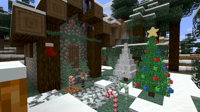Christmas Spirit Mod Screenshots 1