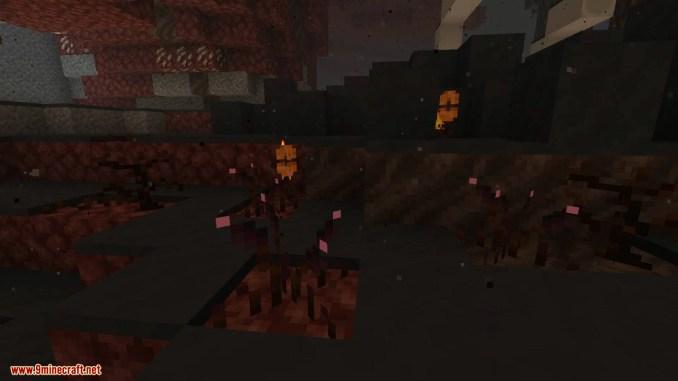 Cinderscapes mod for minecraft 02