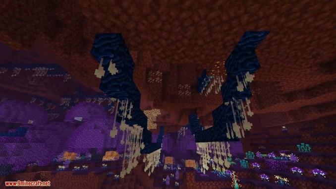 Cinderscapes mod for minecraft 12