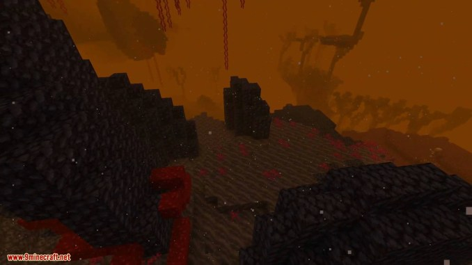 Cinderscapes mod for minecraft 09