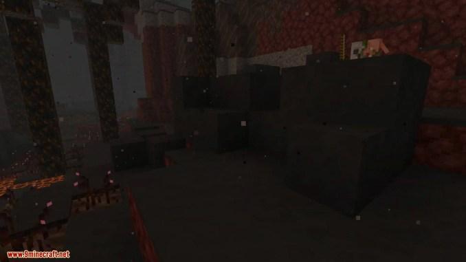 Cinderscapes mod for minecraft 01