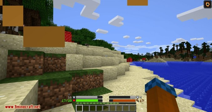 Classic Bars mod for minecraft 06