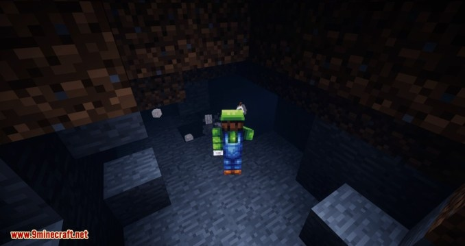 Clear Despawn mod for minecraft 09