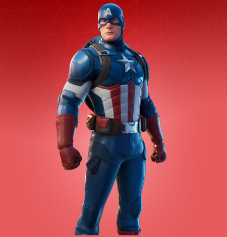 Fortnite Captain America Skin - Full list of cosmetics : Fortnite Avengers Set   Fortnite skins.