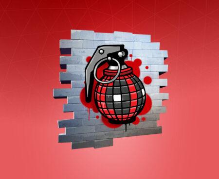 Fortnite Wade Grenade Spray - Full list of cosmetics : Fortnite Deadpool Set | Fortnite skins.