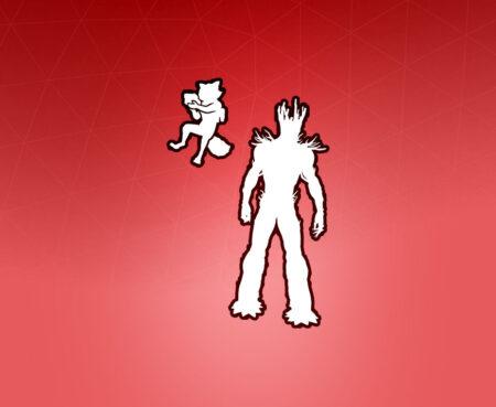 Fortnite Battle Brother Emote - Full list of cosmetics : Fortnite Groot Set | Fortnite skins.