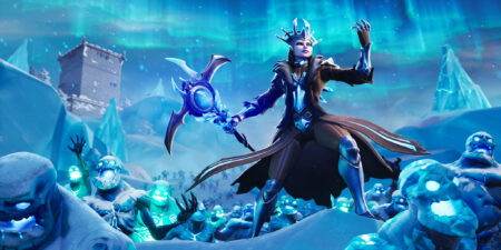 Fortnite The Ice Queen Loading Screen - Full list of cosmetics : Fortnite Ice Kingdom Set | Fortnite skins.