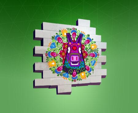 Fortnite Llama De Muertos Spray - Full list of cosmetics : Fortnite Muertos Set | Fortnite skins.
