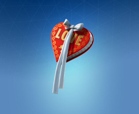 Fortnite Sweetheart Back Bling - Full list of cosmetics : Fortnite Royale Hearts Set | Fortnite skins.
