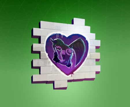 Fortnite Fallen Love Ranger Spray - Full list of cosmetics : Fortnite Royale Hearts Set | Fortnite skins.