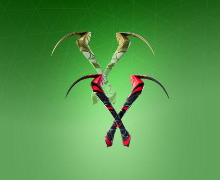 Fortnite Fearless Fangs Harvesting Tool - Full list of cosmetics : Fortnite Serpent Strike Set | Fortnite skins.