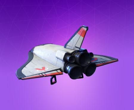 Fortnite Orbital Shuttle Glider - Full list of cosmetics : Fortnite Space Explorers Set | Fortnite skins.