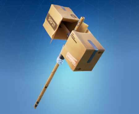 Fortnite Box Basher Harvesting Tool - Full list of cosmetics : Fortnite Special Delivery Set | Fortnite skins.