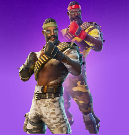 Fortnite Bandolier Skin - Full list of cosmetics : Fortnite Tropic Troopers Set | Fortnite skins.