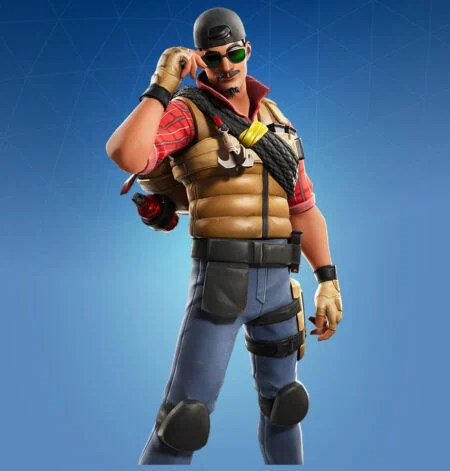 Fortnite Wrangler Skin - Full list of cosmetics : Fortnite Wild Frontier Set | Fortnite skins.