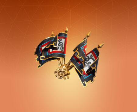 Fortnite Royale Flags Back Bling - Full list of cosmetics : Fortnite Wukong Set | Fortnite skins.