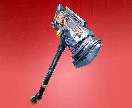 Fortnite Unstoppable Force Harvesting Tool - Full list of cosmetics : Fortnite X Force Set | Fortnite skins.