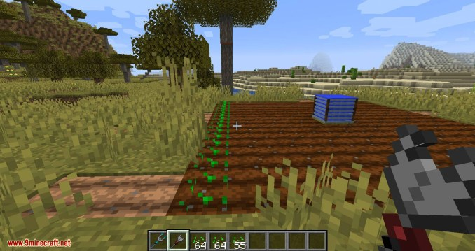Gardening Tools mod for minecraft 06