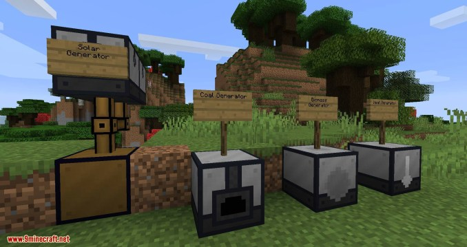 Industrial Revolution mod for minecraft 04