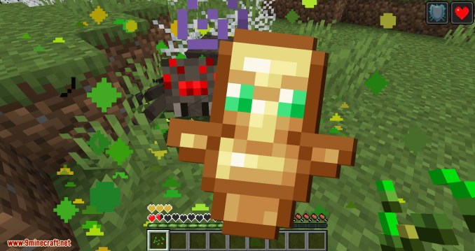 Inventory Totem mod for minecraft 11