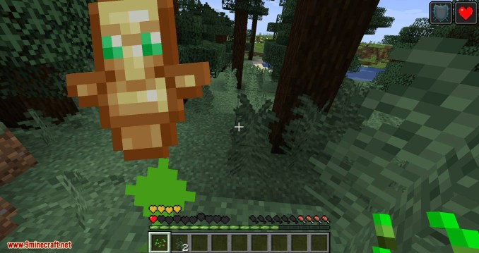 Inventory Totem mod for minecraft 13