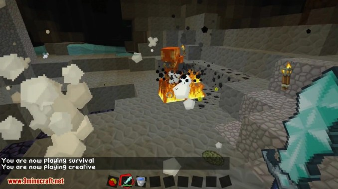 Lava Monsters Mod Screenshots 6