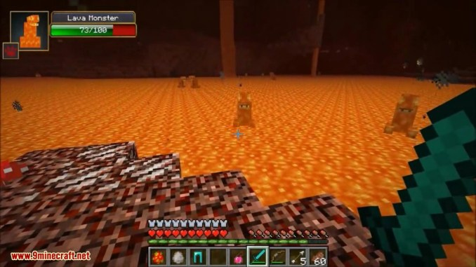 Lava Monsters Mod Screenshots 8