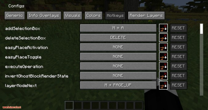 Litematica mod for minecraft 04