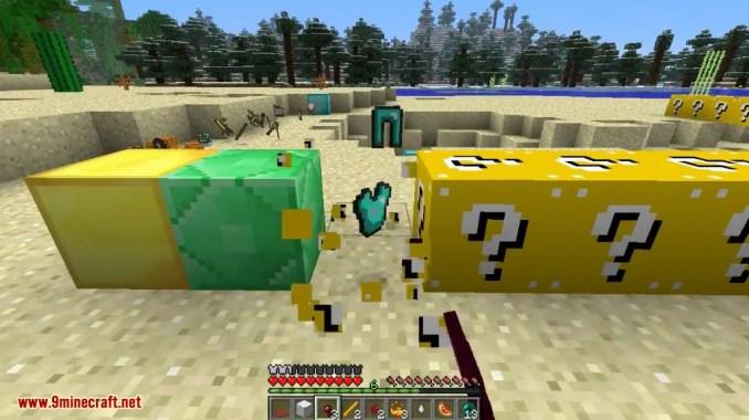 Lucky Block Mod Screenshots 12