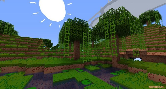 MS Painted Resource Pack Screenshots 5